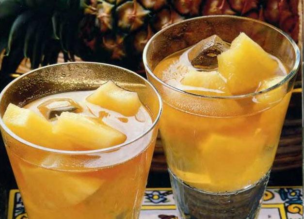 Рецепт Чай по-кубински. Приготовление   блюда