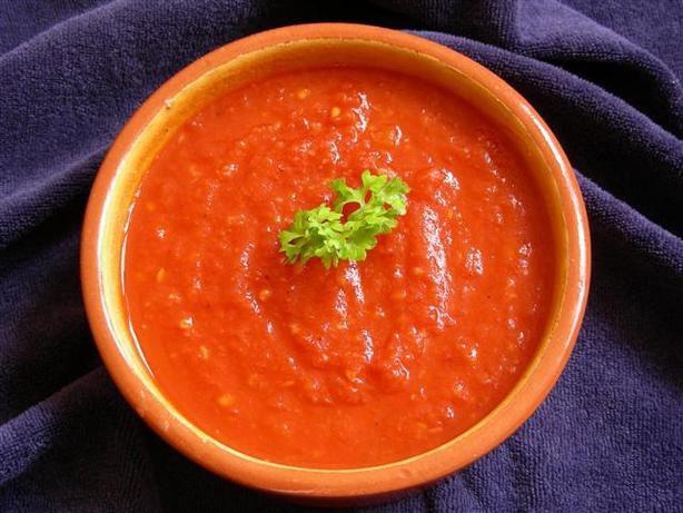 Рецепт Чесночно-томатный соус