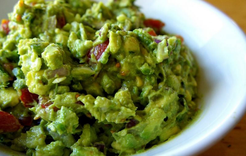 Рецепт Соус из авокадо (Гуакамоле)