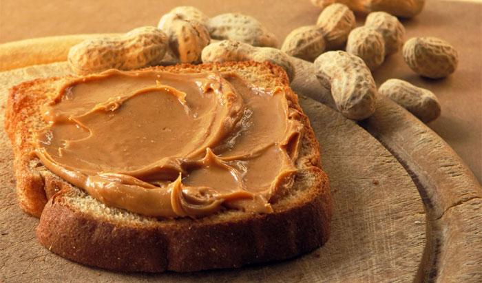 Рецепт Домашнее арахисовое масло-паста