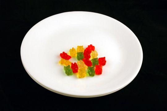 Сколько разных продуктов можно съесть на 100 калорий?