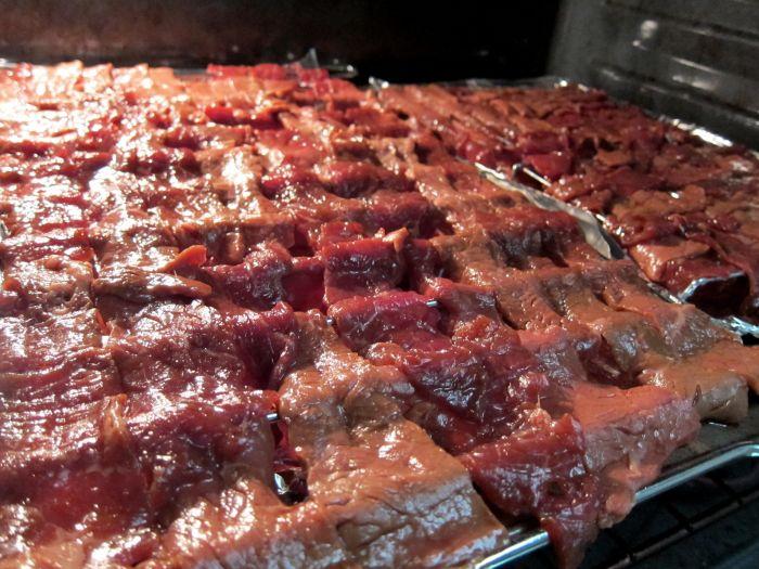 Домашнее вяленое мясо (Beef Jerky)