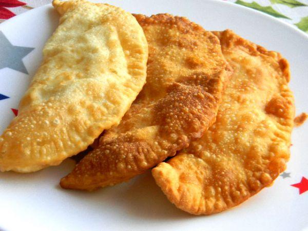Рецепт Постные чебуреки с картошкой