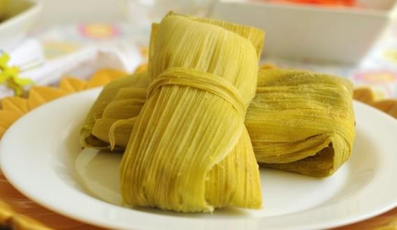 """Рецепт Чилийские """"голубцы"""" из кукурузы Умита (Humita)"""