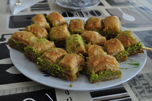 Сирийская пахлава (Баклава, Baklava)