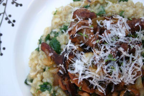 Рецепт Постный плов с грибами в скороварке