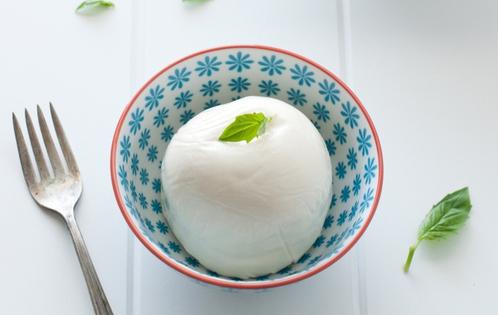 Рецепт Домашний сыр моцарелла