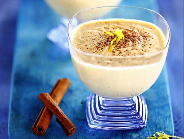 Рецепт Испанский яично-молочный десерт (Натильяс)