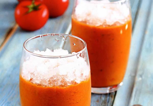 Рецепт Классический гаспачо, холодный томатный суп