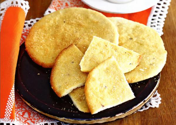 Рецепт Сладкие испанские лепешки (Tortas de Aceite)