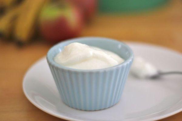 Рецепт Йогурт из кокосового молока в йогуртнице