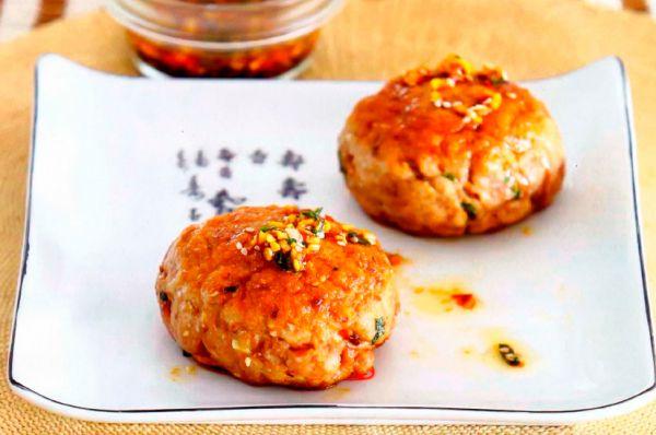 Рецепт Котлеты из свинины в азиатском стиле