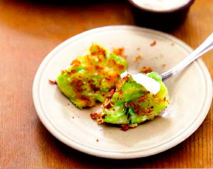 Рецепт Молодая капуста фаршированная сыром