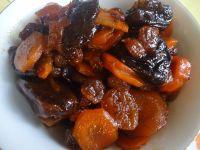 Простой рецепт мясного салата