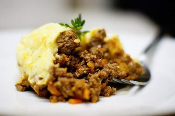 Рецепт Мясной пирог от Гордона Рамзи (Shepherd's Pie)