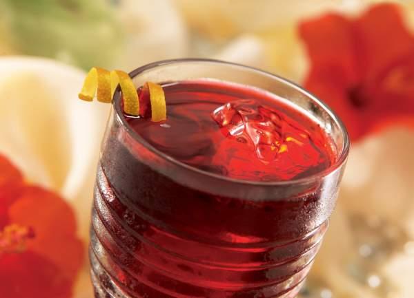Рецепт Свежий компот из ягод