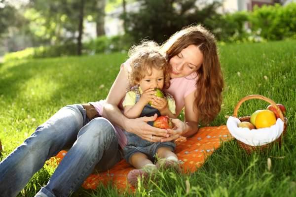Детские летние пищевые отравления