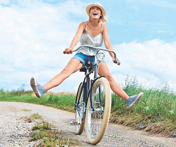 Велотренировка - вид «уличного» кардиофитнеса