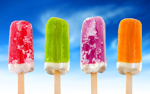 Как сделать вкусный домашний фруктовый лед?