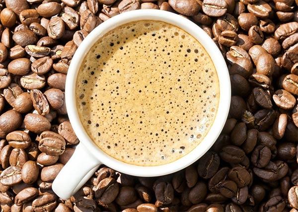 Рецепт Кофе с маслом - Энергетический напиток