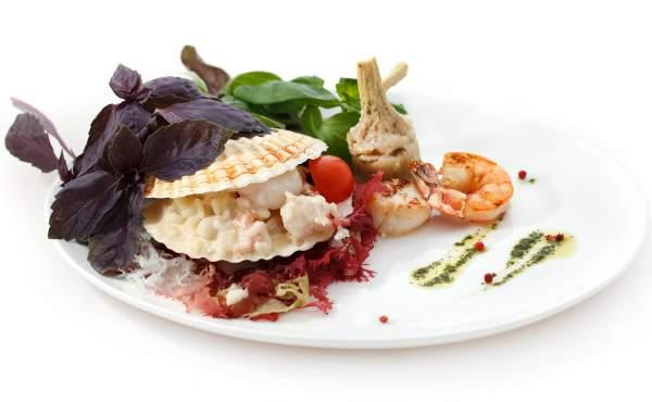 Средиземноморская кухня - молодость, стройность и красота без диет