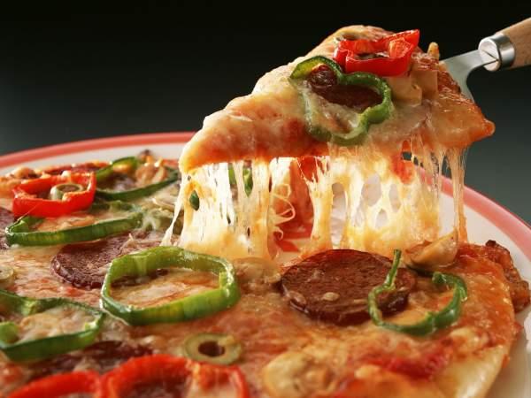 Диетическая пицца. Как превратить пиццу в диетическое блюдо