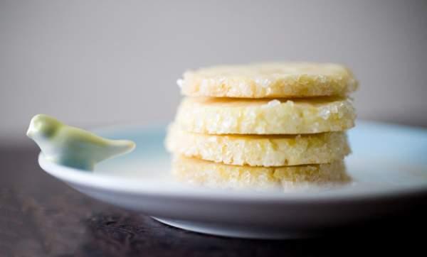 Рецепт Французское песочное печенье Сабле (Sables)