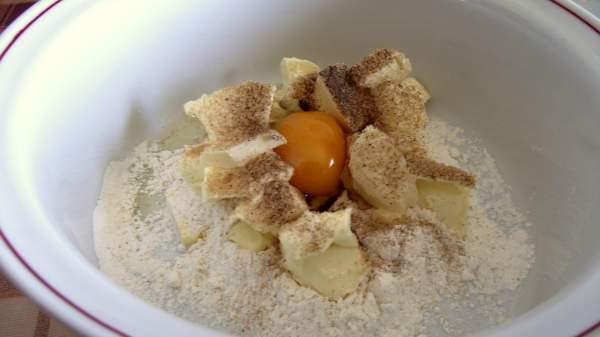 Французское песочное печенье Сабле (Sables)