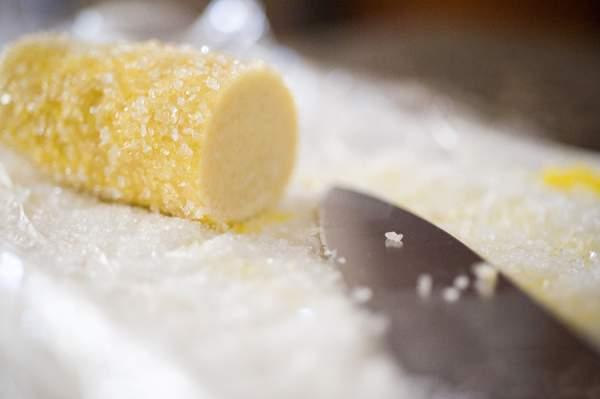 Французское печенье сабле рецепт