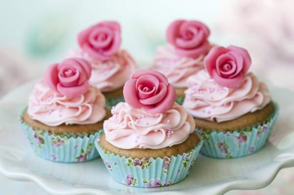 Кондитерские насадки для украшения тортов, пирожных и капкейков