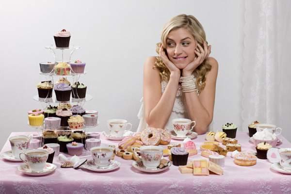 Как наслаждаться жизнью, если в ней нет места сладкому?