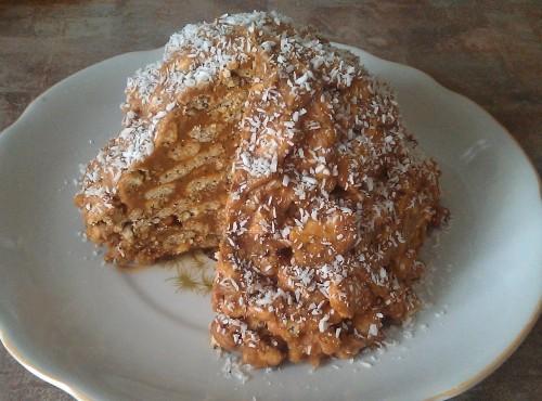 Торт из печенья «Рыбки» рецепт с фото пошагово. Как