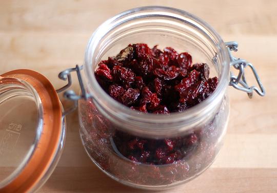 Рецепт Домашняя сушеная вишня