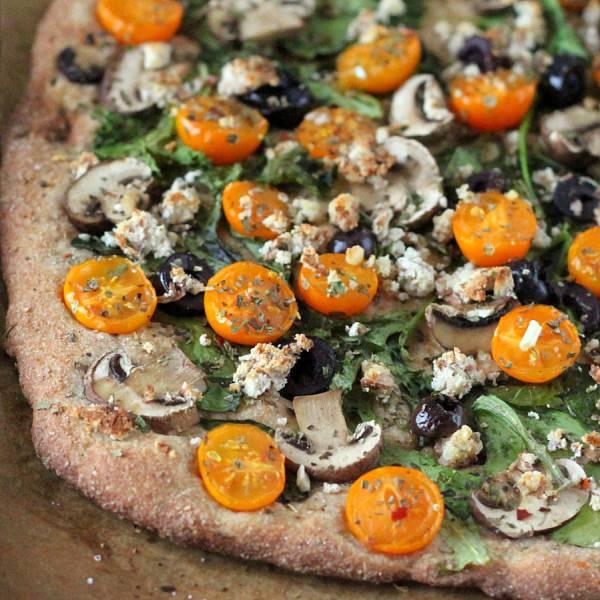 Домашняя пицца в духовке