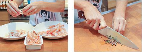Буйабес с омарами