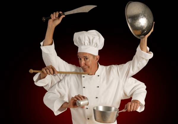 Рецепт шарлотки для мужчин