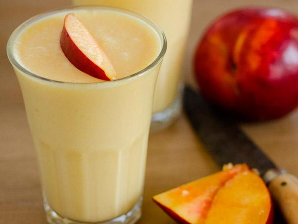 Рецепт Самбук с персиками