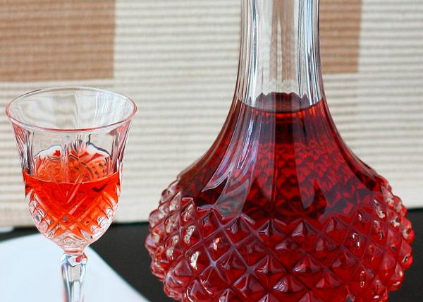 Рецепт Домашнее вино из вишни