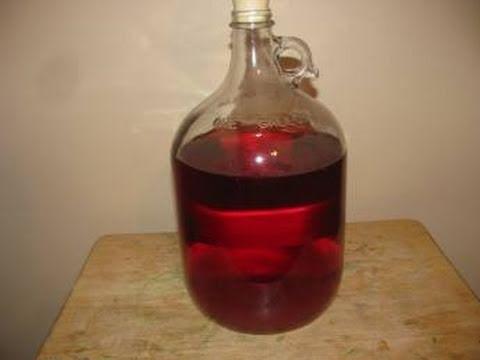 Как сделать самогон из прокисшего вина 85