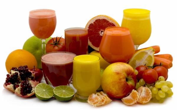 Миф. Диета на фруктах и фрешах