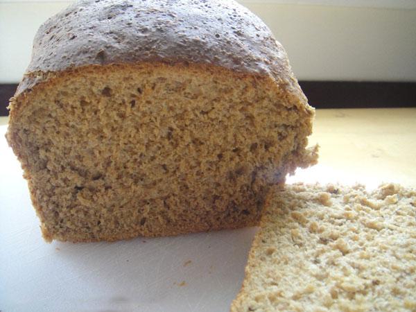 Рецепт Ржаной хлеб в хлебопечке с кофе и тмином