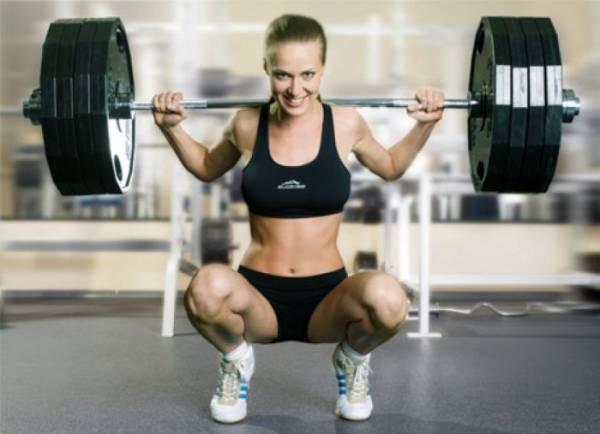 Миф. Усиленные тренировки - лучшая диета