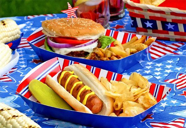 Американский пикник