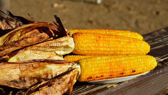 Кукуруза на гриле по мексикански