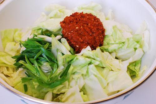 Вкусный салат из капусты по корейски Kim Chi