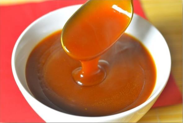 Рецепт Китайский кисло сладкий соус