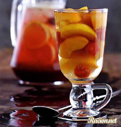 Рецепт Летние ягодные напитки