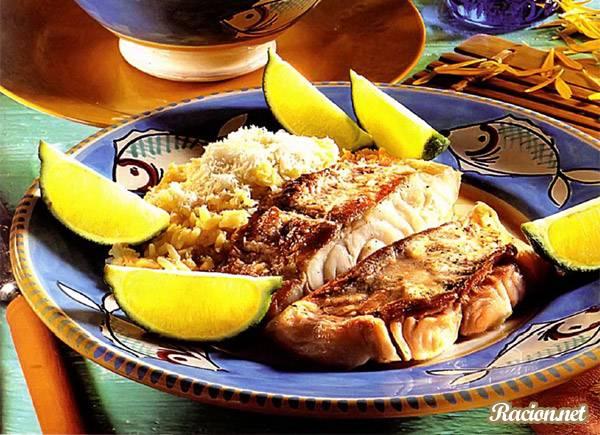 Рецепт Жареная рыба по домашнему