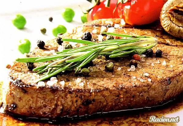Рецепт Филе миньон на гриле