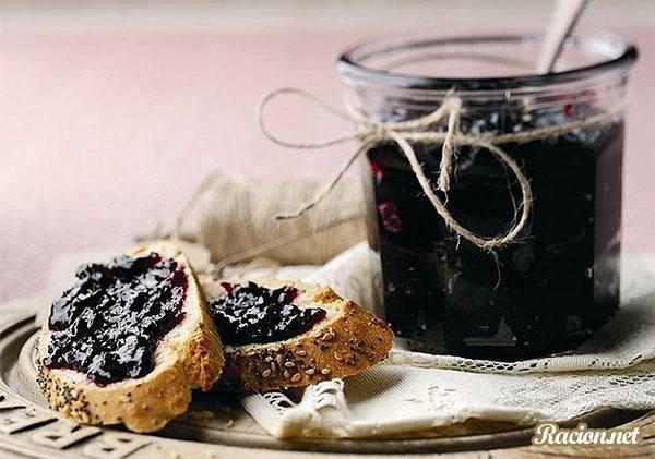 Рецепт Быстрое варенье из черной смородины
